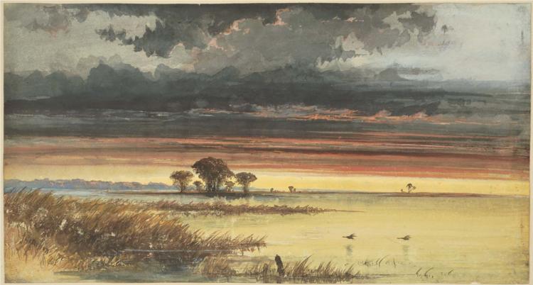 Marches, New Jersey, 1861 - James Hamilton