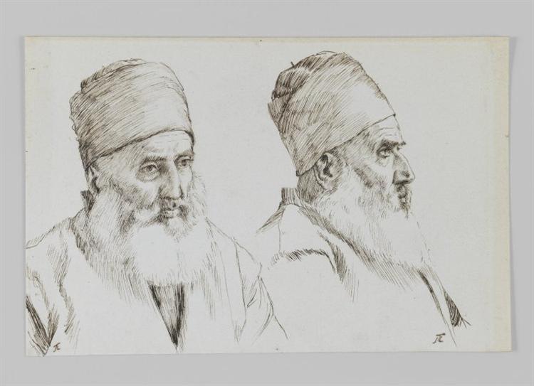 An Armenian, 1886 - 1889 - James Tissot