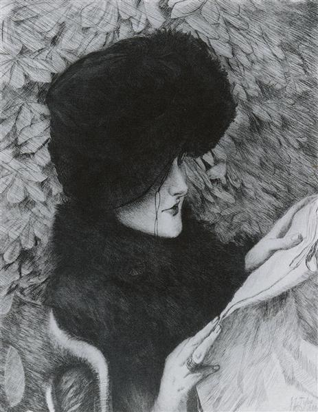 Journal, 1883 - James Tissot