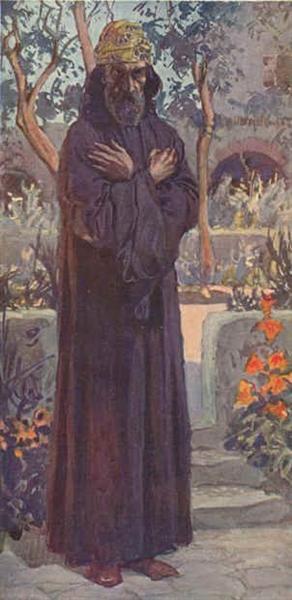 The Prophet Joel - James Tissot