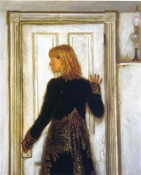Other Voices, 1995 - Jamie Wyeth