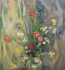 Still Life with Spring Flowers - Jan Sluyters