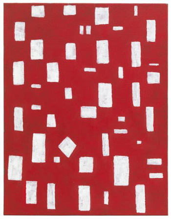 Scarlet and White, 2012 - JCJ Vanderheyden