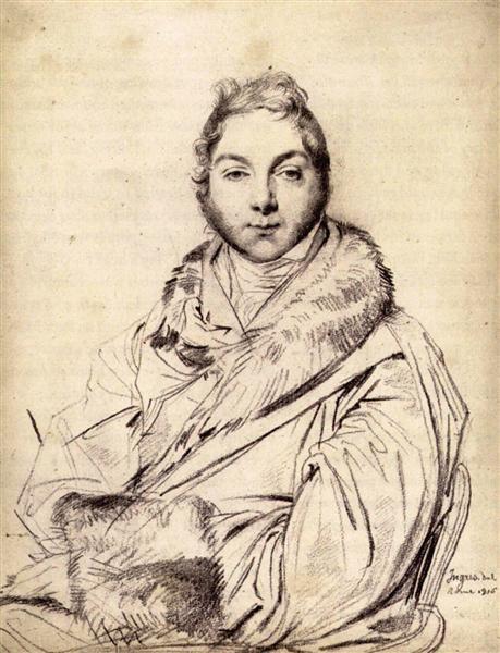 Alexander Baillie - Jean Auguste Dominique Ingres