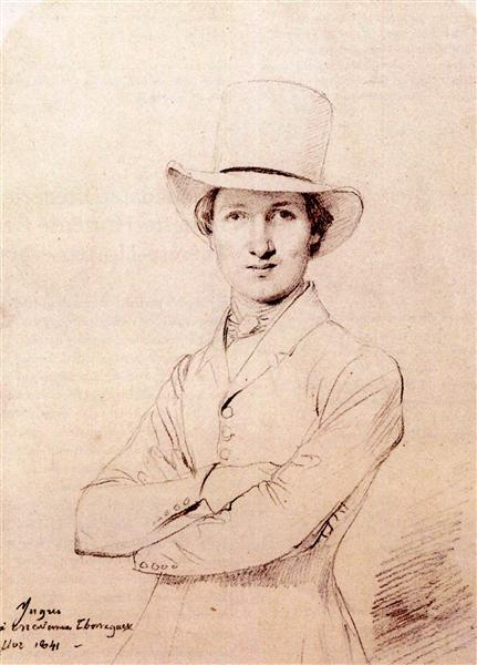 Antoine Thomeguex - Jean Auguste Dominique Ingres