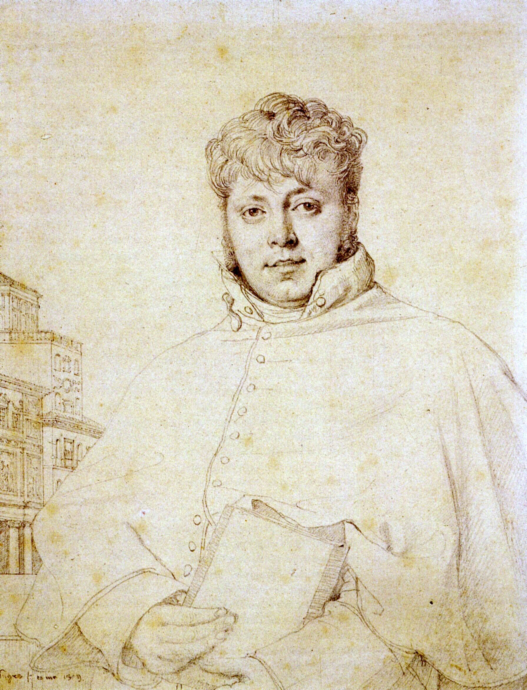 Auguste-Jean-Marie Guénepin, 1809