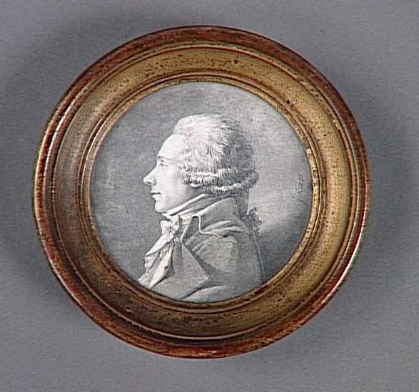 Portrait of Jean-Marie Joseph Ingres - Jean Auguste Dominique Ingres