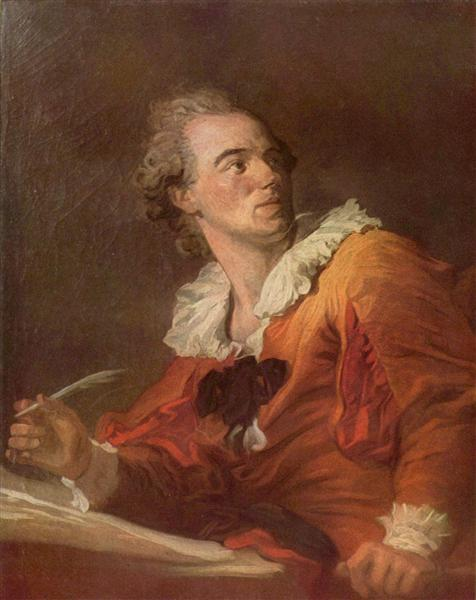 Inspiration - Jean-Honore Fragonard