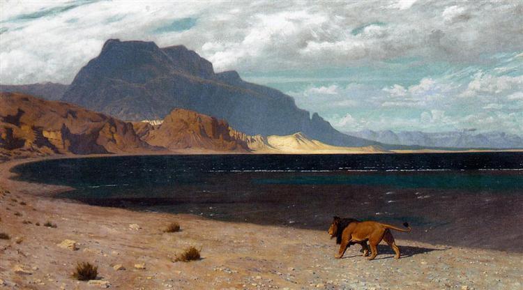 Quaerens Quem Devoret, 1888 - Jean-Leon Gerome
