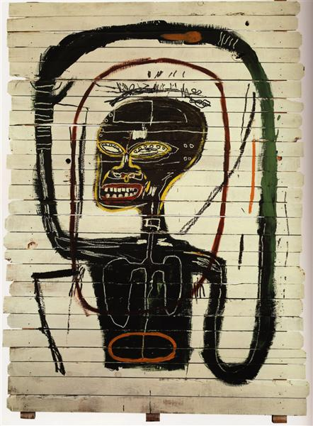 Flexible, 1984 - Jean-Michel Basquiat