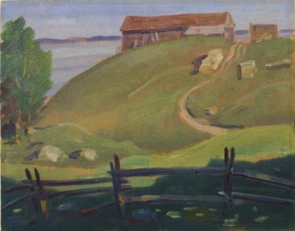 Warwick, 1950 - Jean Paul Lemieux
