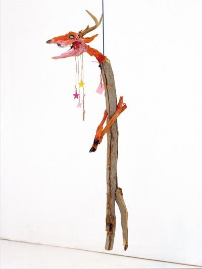 A Dead Deer, 1986 - Jimmie Durham