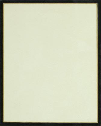 Untitled, 1965 - Jo Baer
