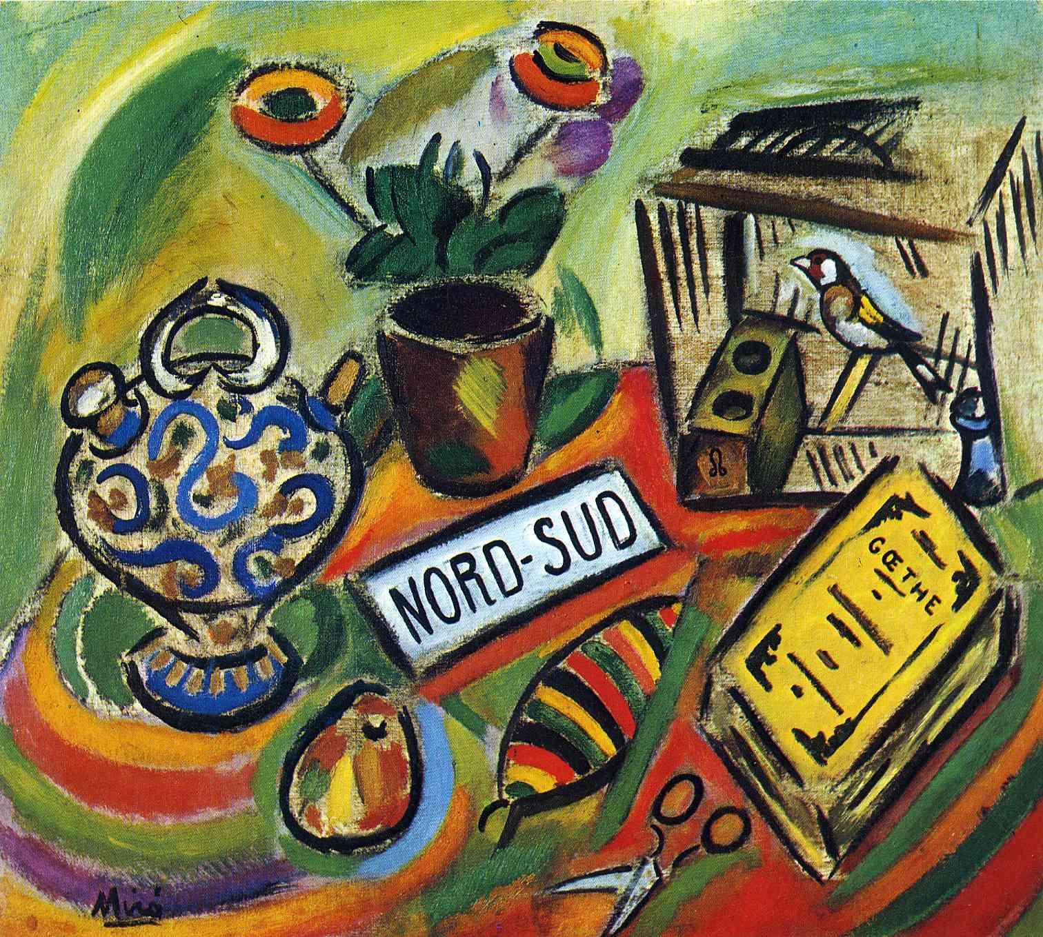 Joan Miró - Page 3 North-south