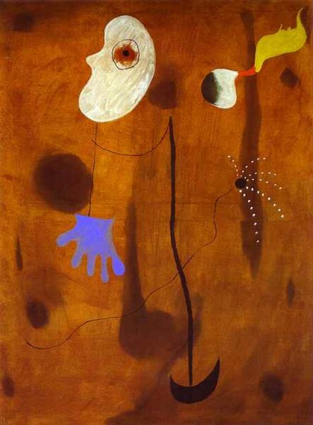 Untitled, 1925 - Joan Miró