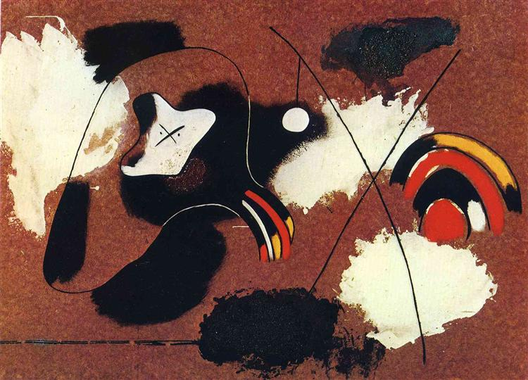 Painting, 1936 - Joan Miró