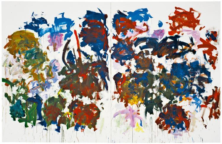 Sunflowers, 1991 - Joan Mitchell