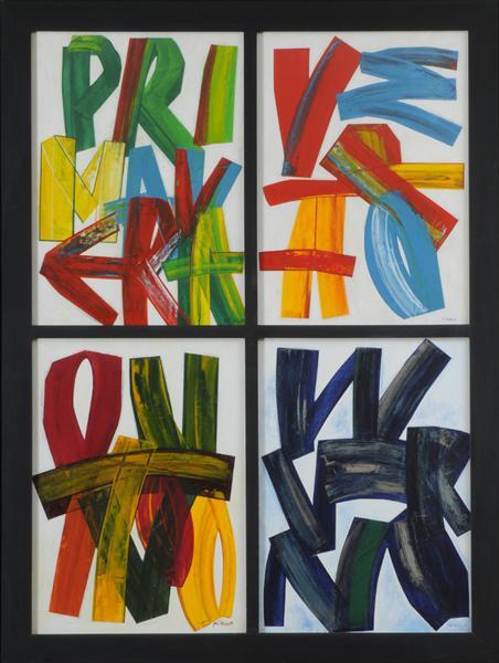 Four Seasons, 1989 - Joao Vieira