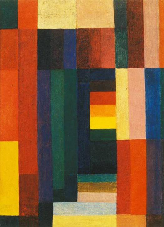 Horizontal Vertical, 1915