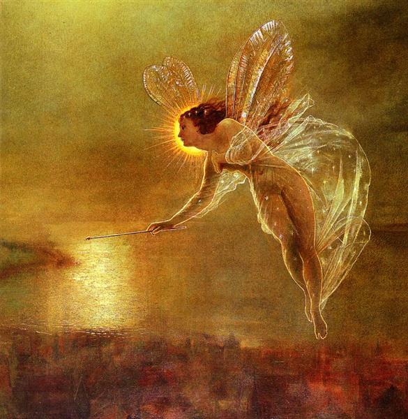 Spirit of the Night - John Atkinson Grimshaw