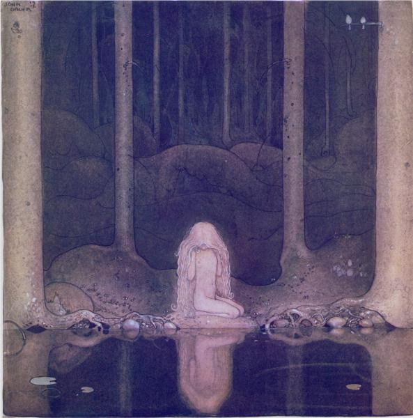 Bland tomtar och troll, 1913 - John Bauer