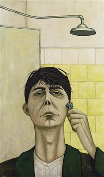 Self-portrait, 1955 - John Brack