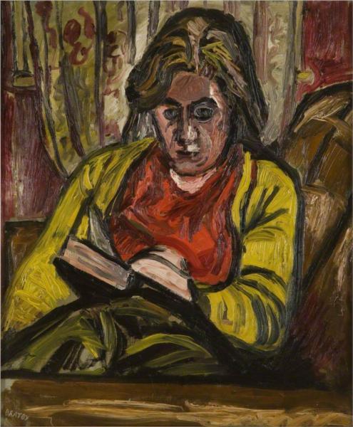 Jean Reading - John Bratby