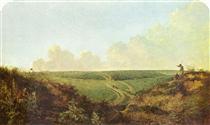 Mousehold Heath, Norwich - Джон Кром