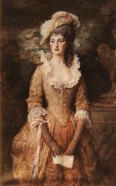 Clarissa, 1887 - John Everett Millais