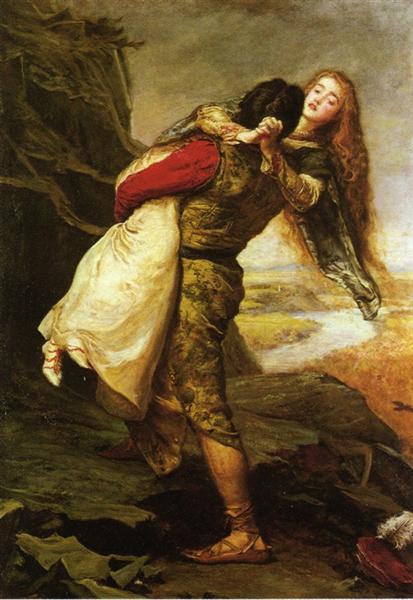 The Crown of Love, 1875 - John Everett Millais