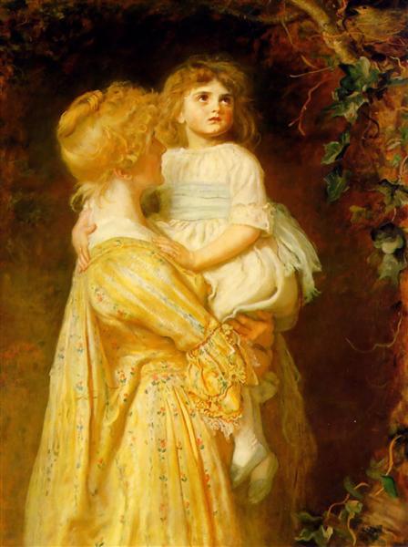 The Nest, 1887 - John Everett Millais