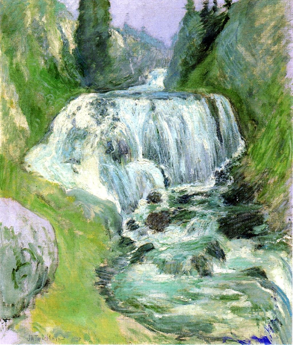 Cascades Waterfall