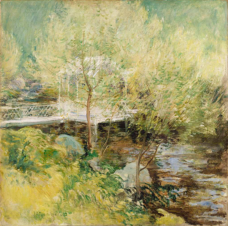 The White Bridge, 1895-1900