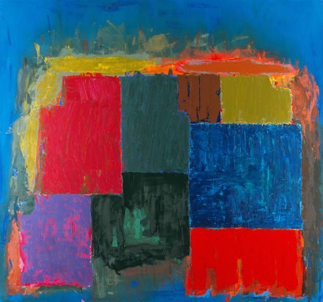 North Sound, 1979 - John Hoyland