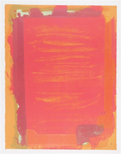 Untitled II, 1974 - John Hoyland
