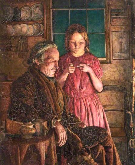 Grandfather's Comfort - Джон Ли