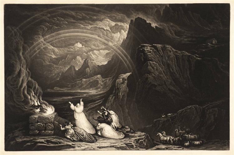The Covenant, 1832 - John Martin