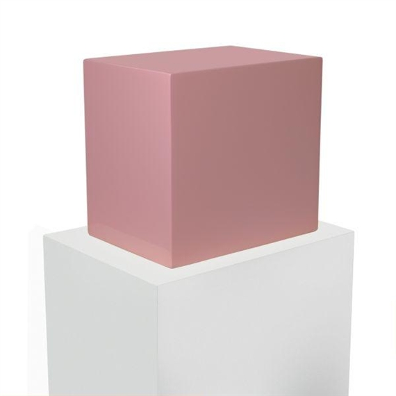 Untitled (Pink Block), 1968 - John McCracken