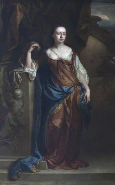 Alice Sherard, 1685 - John Riley