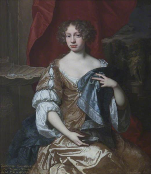 Catherine Vernon, Mrs George Vernon of Sudbury - John Riley