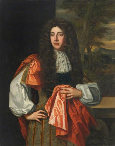 Charles Fanshawe, 4th Viscount Fanshawe of Dromore, 1685 - John Riley