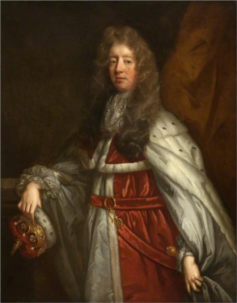 Colin, 3rd Earl of Balcarres - John Riley