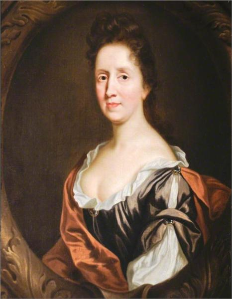 Portrait of an Unknown Lady - John Riley