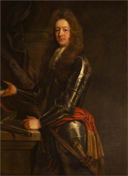 Sir John Pole, 1666 - John Riley