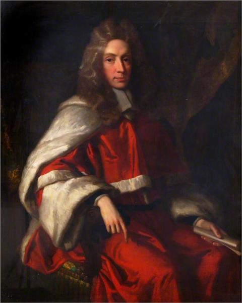 Sir Peyton Ventris - John Riley