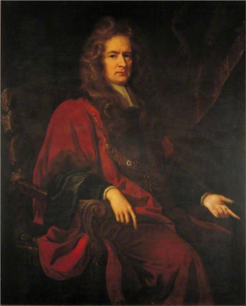Sir Robert Clayton - John Riley