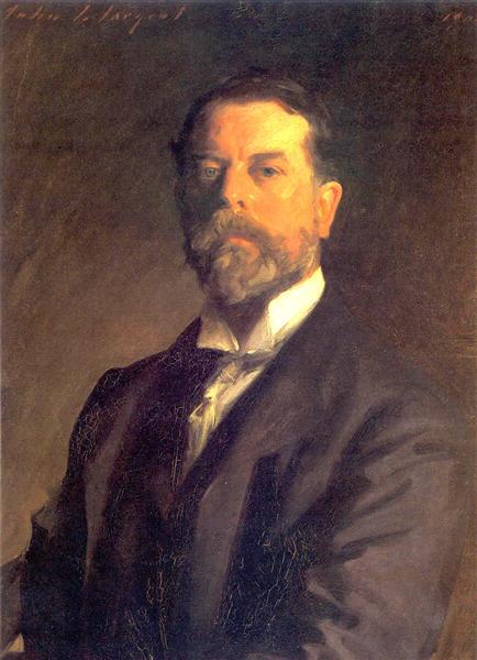 Self Portrait, 1906 - John Singer Sargent