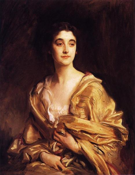 The Countess of Rocksavage (Sybil Sassoon), 1913 - John Singer Sargent