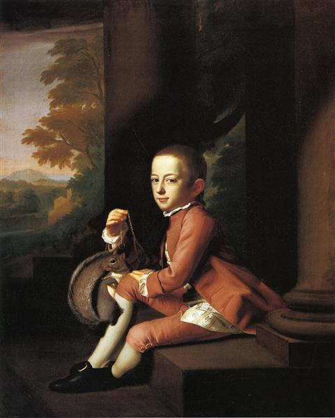 Daniel Crommelin Verplanck, 1771 - John Singleton Copley