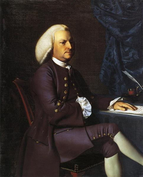 Isaac Smith, 1769 - John Singleton Copley